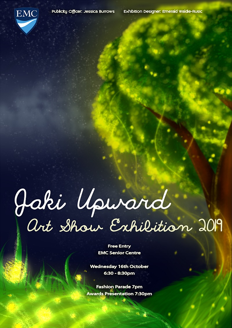 Jaki Upward Art Exhibition 2019