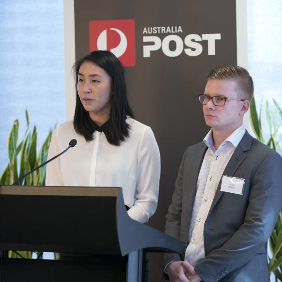 Australia Post Corp. Immersion Graduation